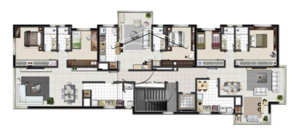 Portal Assessoria Imobiliária - Apto 2 Dorm (1042) - Foto 7