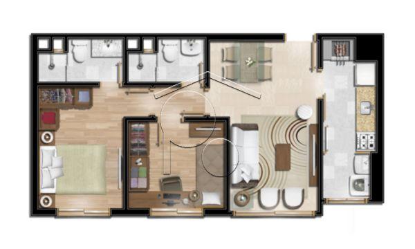 Portal Assessoria Imobiliária - Apto 2 Dorm (1254) - Foto 10