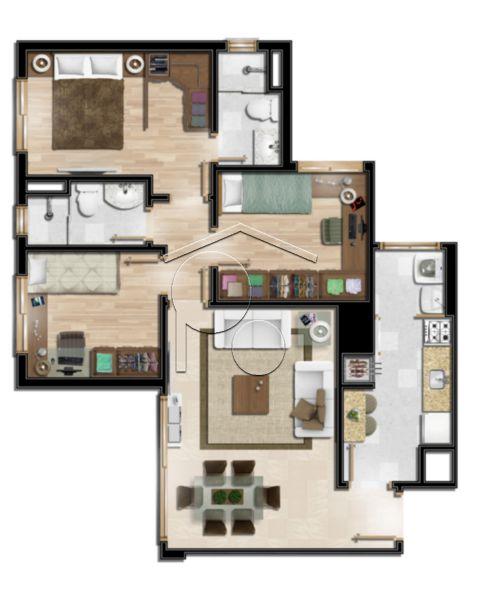 Portal Assessoria Imobiliária - Apto 2 Dorm (1254) - Foto 9